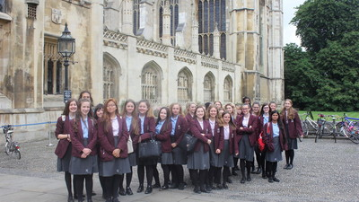 Aspire Visit to Cambridge