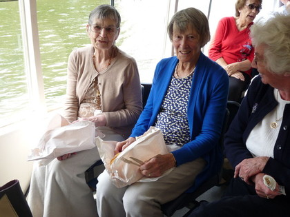 2016 Over 60s River Cruise