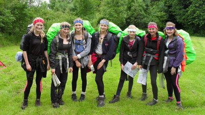 Duke of Edinburgh Bronze Qualifying Expedition