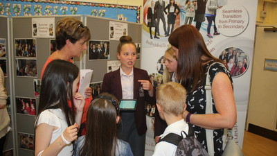 Kings Hill Primary Transition Event
