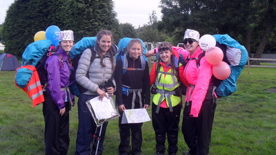 Duke of Edinburgh - Silver Expedition
