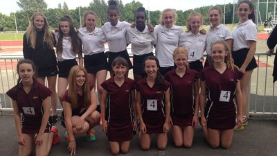 Maidstone Athletics Final Success