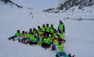 Skiing in Andorra