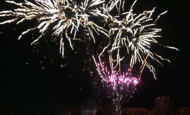 Fireworks night 2018