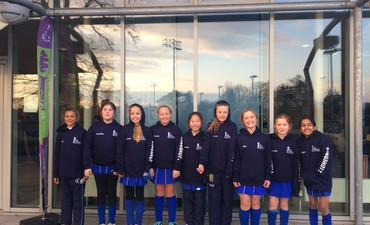 U11 Girls Hockey - IAPS National Finals