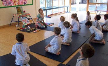 Pre-Prep Well being week