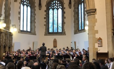 A fabulous music day at Oakham