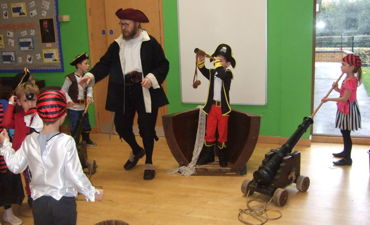 Year 2 Pirate Day