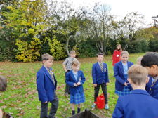 Kingshott tree planting 2019