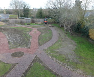 Kingshott Eco garden later (2)