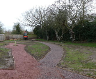 Kingshott Eco garden later (7)