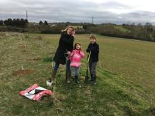 Kingshott tree planting March 2020 (9)