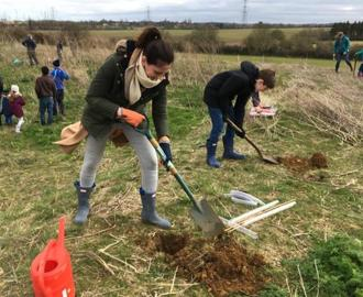 Kingshott tree planting March 2020 (21)