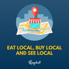 Kingshott Eco Pledge -Eat local