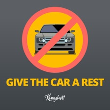 Kingshott Eco Pledge -Give the car a rest