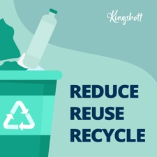 Kingshott Eco Pledge - Recycle