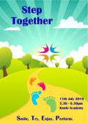 step together flyer June 2016
