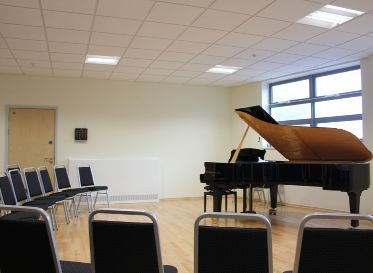 Recording & Recital Room