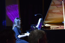 Spring Concert Chloe McGee on piano resized