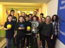 Group bowling image