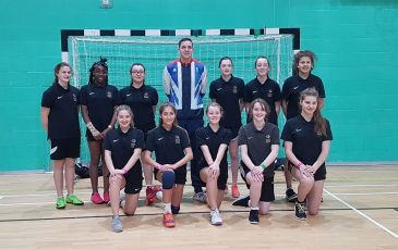 Another Knole Academy U15s Girls' Handball Win!