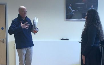 Singing Masterclass with Toby Spence