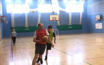 Knole Interact Sports Relief Matches