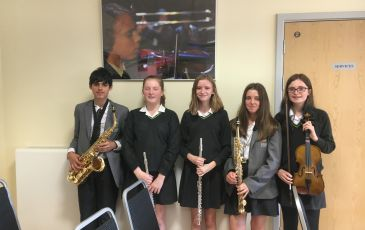 Music Project with Sevenoaks School
