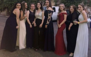 2018 Year 11 Prom
