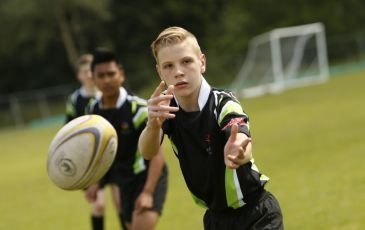 Rugby Club - Tuesdays from 3.30pm to 4.45pm