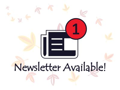 Newsletter 001 - September 2020 - Now Available