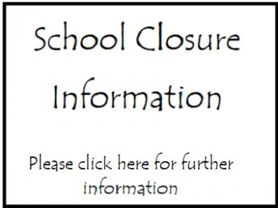 Schools Closed Due to Covid-19