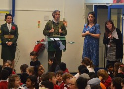 VE Day Assembly
