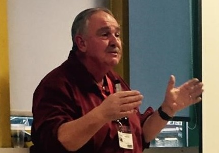 Professor David Nutt visits LAE