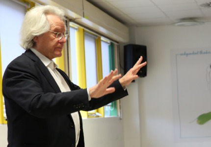 LAE welcomes Professor A.C. Grayling