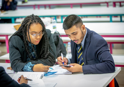 LAE Stratford ranked top (mainstream) sixth form college in the UK