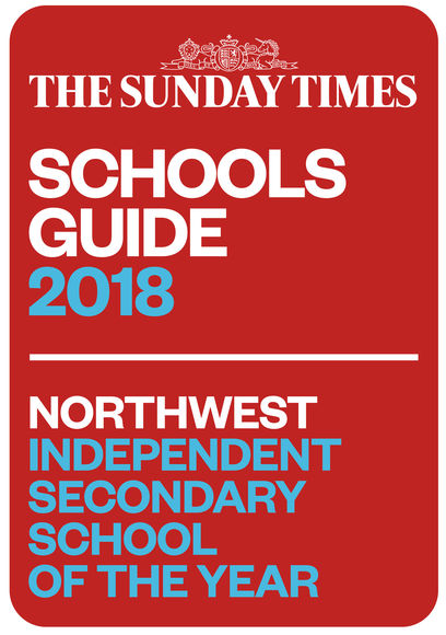 The manchester grammer school northwest independent secondary school of the year