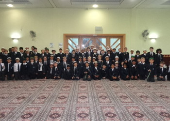 Year 5 visit Shahjalal Mosque