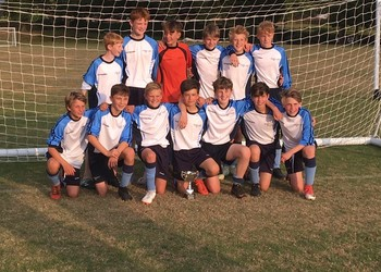 Success for Under-13 footballers
