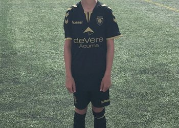 MGS footballer Ilyas stars in Barcelona tournament