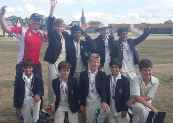 Third Place for Under-11 XI at National Finals
