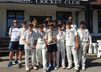 Lancashire Cup win for Under-13s