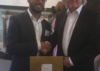 Shariq shortlisted for excellent essay