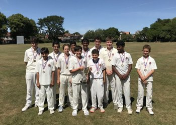 Under-14s crowned Lancashire Cup champions