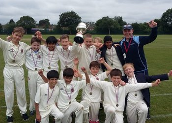 Back-to-back trebles for Under-11 team