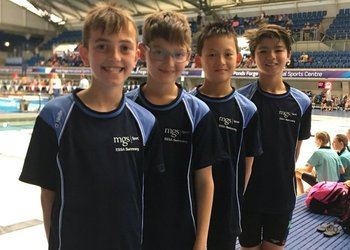 ESSA National Swimming Championships