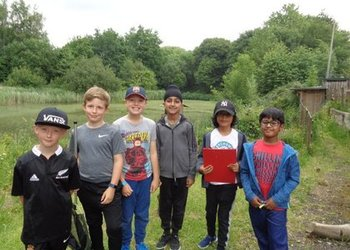 Year 3 visit Bolton Nature Reserve