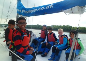 Year 3 trip to Plas Menai
