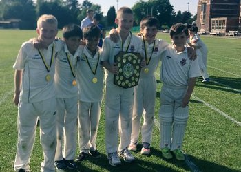 Under-11 cricket success