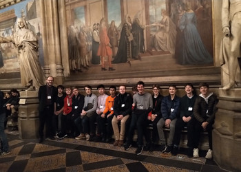 MGS Politics trip to Parliament